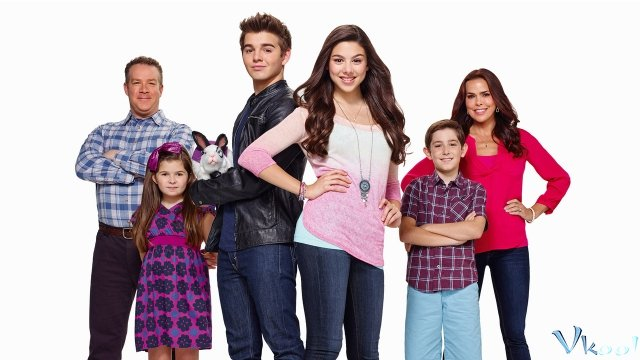 Gia Đình Thundermans 1 (The Thundermans Season 1)