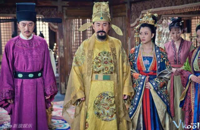 Đại Tống Truyền Kỳ: Triệu Khuông Dận (The Great Emperor In Song Dynasty)