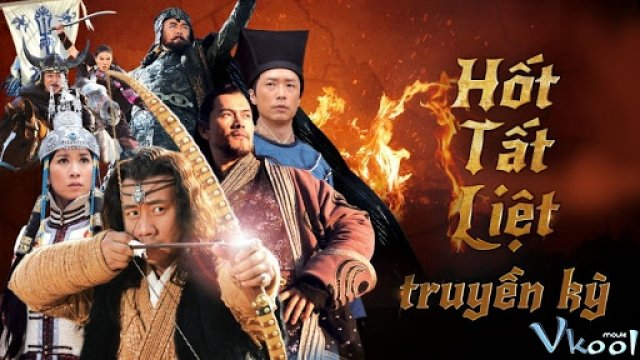 Hốt Tất Liệt Truyền Kỳ (Legend Of The Yuan Empire Founder)