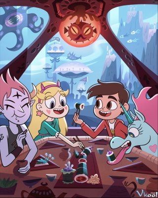 Star Vs. The Forces Of Evil 4 (Star Vs. The Forces Of Evil Season 4)