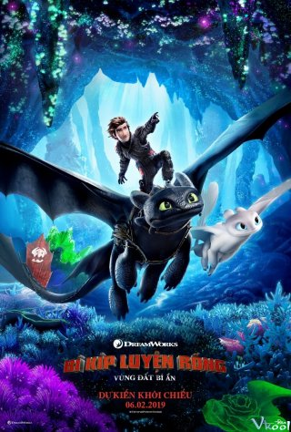 Bí Kíp Luyện Rồng 3: Vùng Đất Bí Ẩn (How To Train Your Dragon 3: The Hidden World)