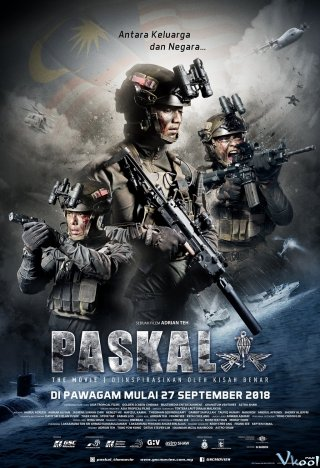 Giải Cứu (Paskal: The Movie)