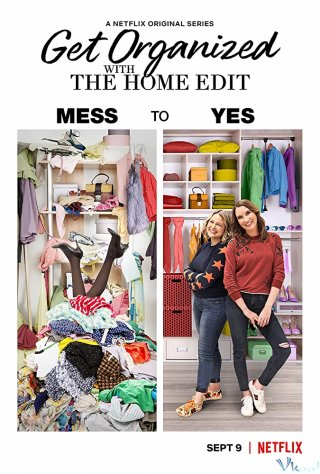 The Home Edit: Sắp Xếp Ngôi Nhà Của Bạn (Get Organized With The Home Edit)