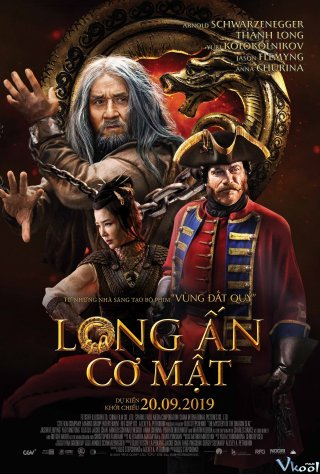 Long Ấn Cơ Mật (Journey To China: The Mystery Of Iron Mask)