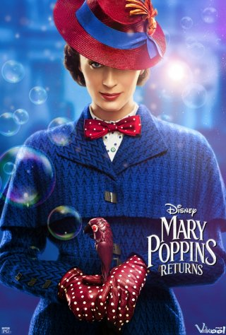 Mary Poppins Trở Lại (Mary Poppins Returns)